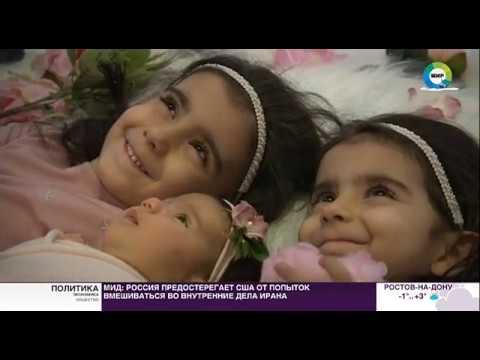 В Армении входят в моду новогодние фотосессии малышей