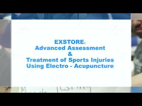 Advanced Sports Electroacupuncture Class