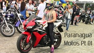 Paranagua Motos 2015 pt.1 - The bikes!