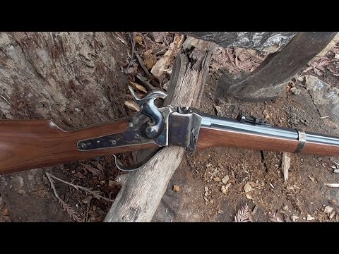 Shooting & Cleaning the Sharps Rifle