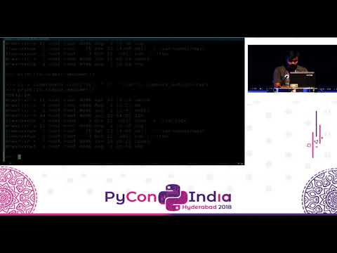 Image from [Lightning Talk] Cool features of Python 3.7 by Jaysinh Shukla