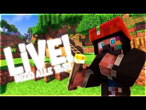 MINECRAFT ITA EP. 69 IN LIVE !