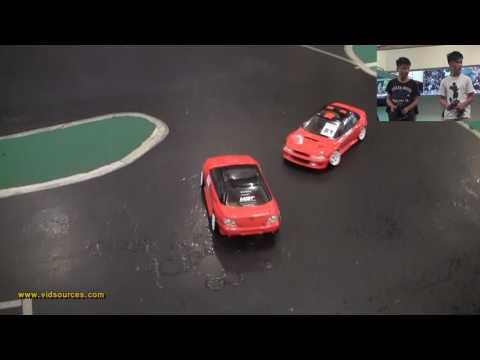 Hong Kong Drift Hero Challenge 2016 (Round 2) - 2RWD B main