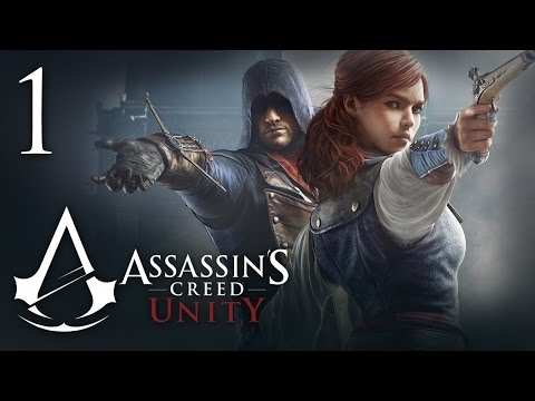 Игра Assassins Creed 5 Unity Ассасин Крид 5 Юнити