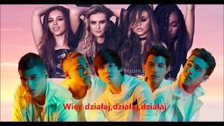 CNCO feat. Little Mix Reggaeton Lento (Remix) TŁUMACZENIE PL