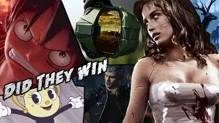 Did Xbox Just Win E3? | Jump Force, Halo Infinite, Devil May Cry 5, & Cyberpunk 2077