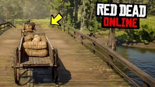 is TRADER the BEST Role? Red Dead Online