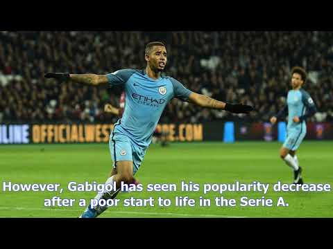 World's best clubs all had option to buy gabriel jesus at bargain price- [News 24h]