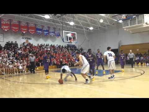 Video: Camden vs Washington Twp 2/2/16