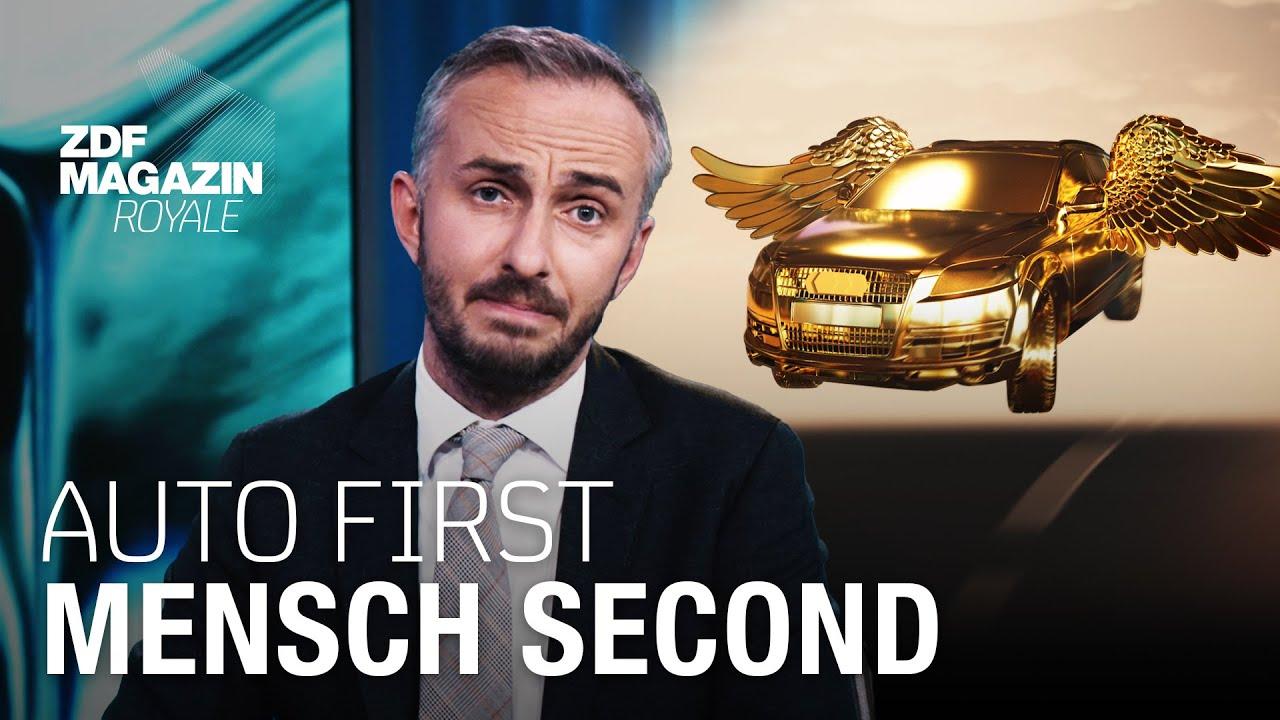 Jetzt schon Wahlsieger: das Auto!   ZDF Magazin Royale