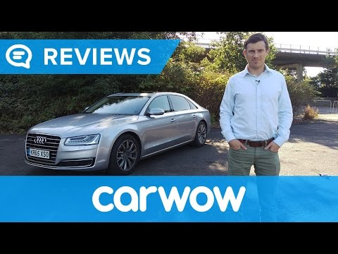 Audi A8 2017 review | Mat Watson Reviews