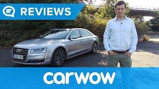 Audi A8 2017 review | Mat Watson Reviews