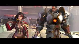 Paladins: Infinity War (2018) Hi-Rez Tráiler Oficial #2