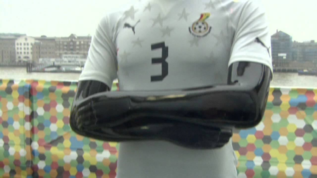 BRNDtv x PUMA Launches 2012 African Football Kits - YouTube 537cd315e