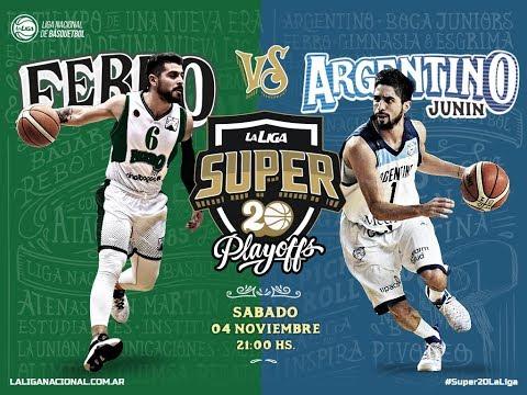 Liga Nacional: Ferro vs. Argentino | #Super20enTyC