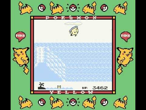 'ws M' Code By Wack0: Playing Pikachu's Beach Without A Surfing Pikachu