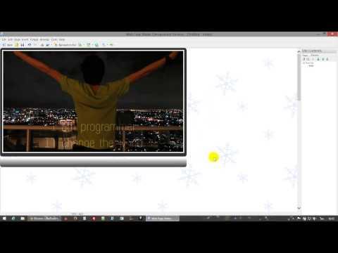 สอนสร้างเว็บไซต์ด้วย Web Page Maker (ง่ายมากๆ)