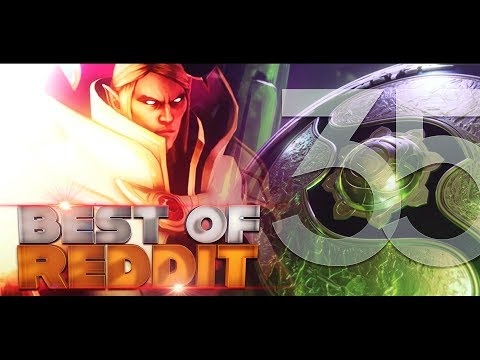 Dota 2 Best Moments of Reddit - Special #TI8 Ep. 35 - The International 2018