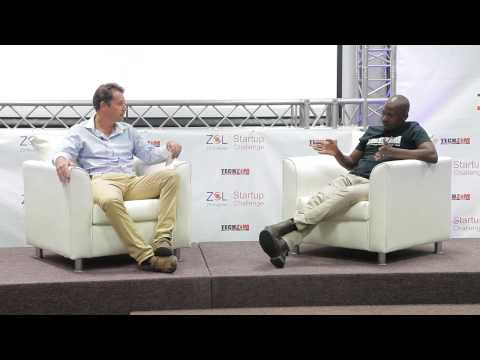 Garth Drummond fireside chat - Running a successful online business in Zim