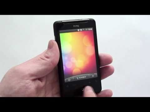HTC Gratia - видео обзор htc gratia a6380 ( a6380 ) от Video-shoper.ru