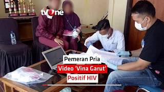 Pemeran Pria Video 'Vina Garut' Positif HIV