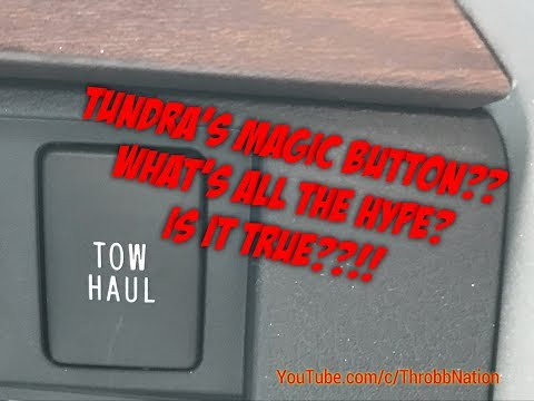 Tundra's Magic Switch..Hype Or Warp Speed!!