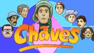 ABERTURA DO CHAVES 8 BITS