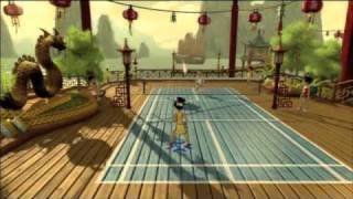 Racket Sports sur PS3