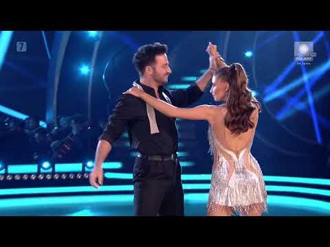 Dancing With The Stars. Taniec z gwiazdami 11 - Odcinek 1 - Julia i Stefano (jive)