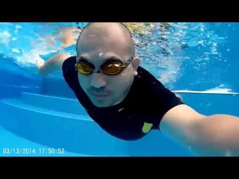 Underwater Testing sj4000