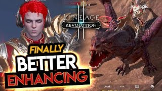 NEW Enhancements! FAVORITE Update Yet in Lineage 2 Revolution!