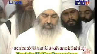 Sant Baba Lakhbir Singh ji Ratwara Sahib Wale 12 oct 2015