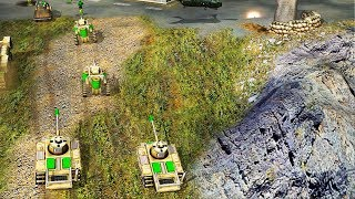 The FINAL BATTLE, Chinese Victory Parade Begins | Command & Conquer Generals Zero Hour Gameplay