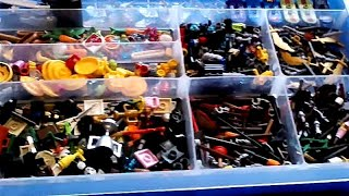 LEGO: Box of Minifigures & Accessories Collection Review (2006 - 2015)