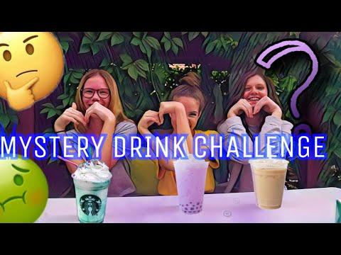 Mystery Drink Challenge 🍹 / Samosiaa
