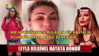 Leyla Bilginel hayata döndü