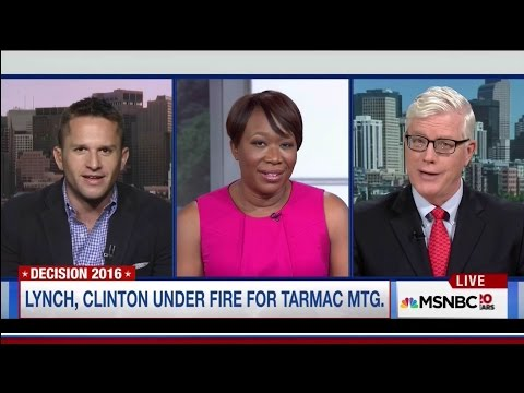 Hugh Hewitt and Josh Barro in Heated Debate over Clinton Email Scandal
