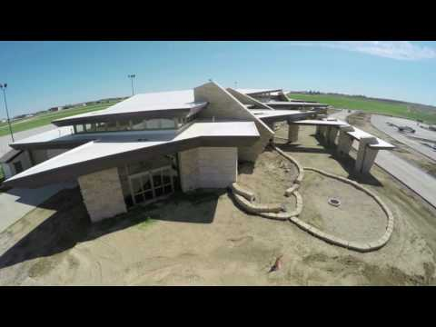 The Evolution of the Dubuque Regional Airport