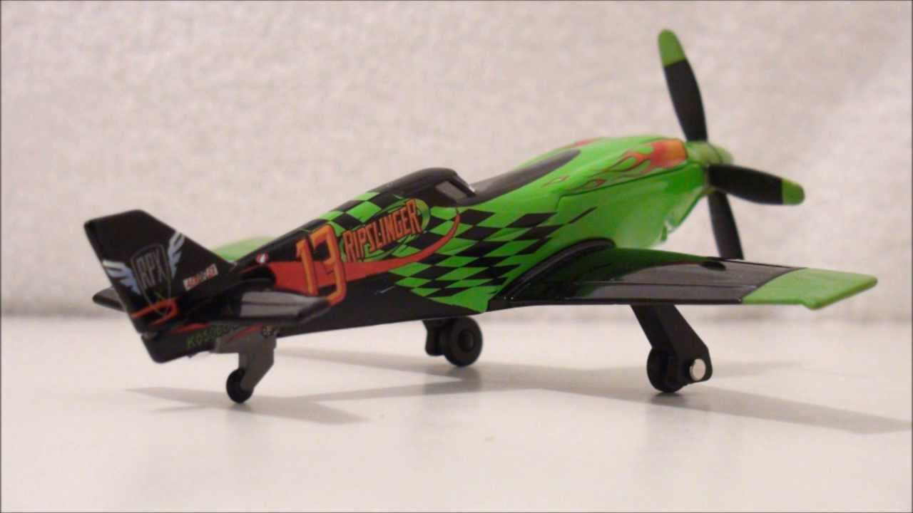 Disney Planes - Ripslinger diecast replica from the Disney ...