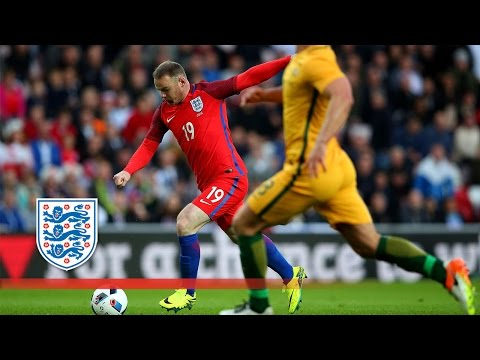 Official - England 2-1 Australia (2016 Friendly) | Goals & Highlights