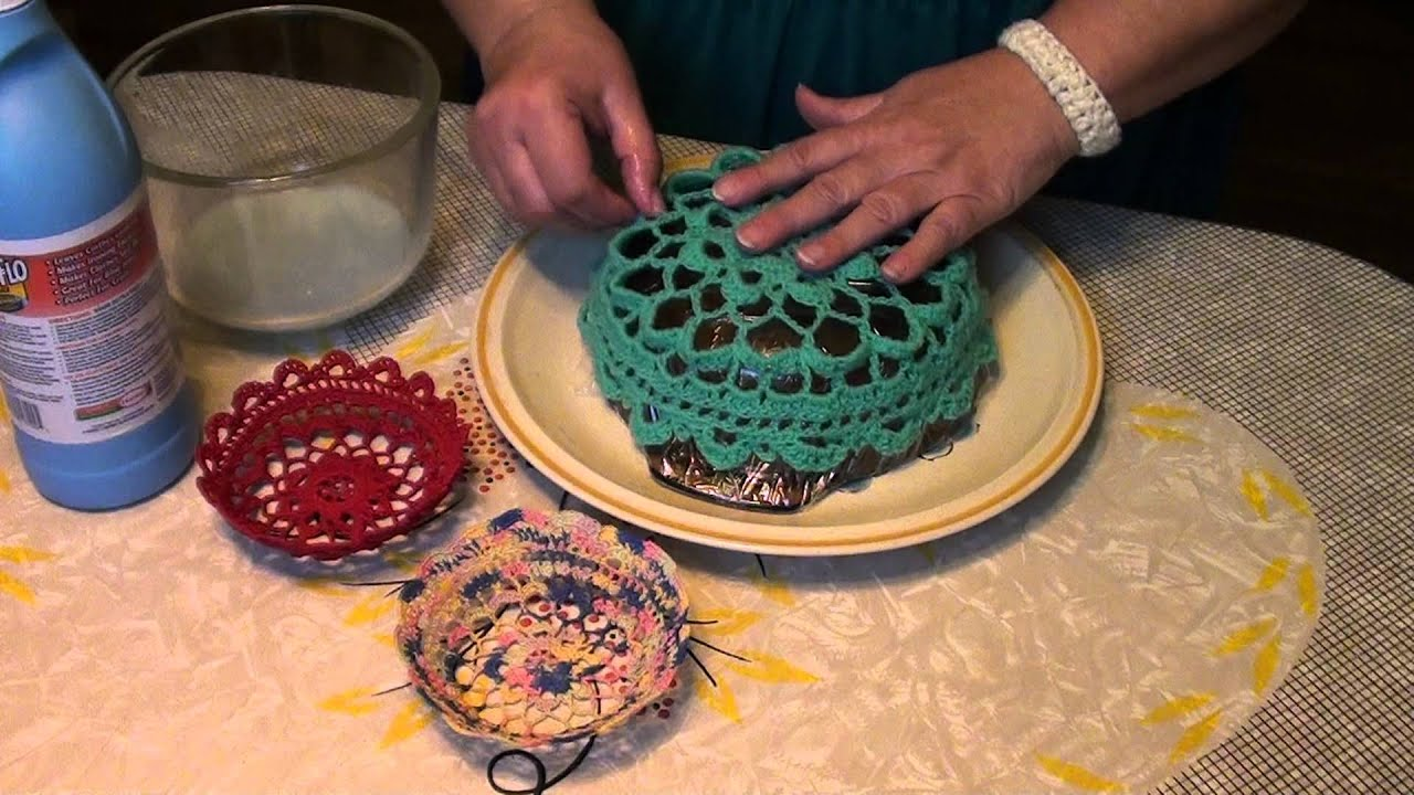 Starching Bowl - YouTube