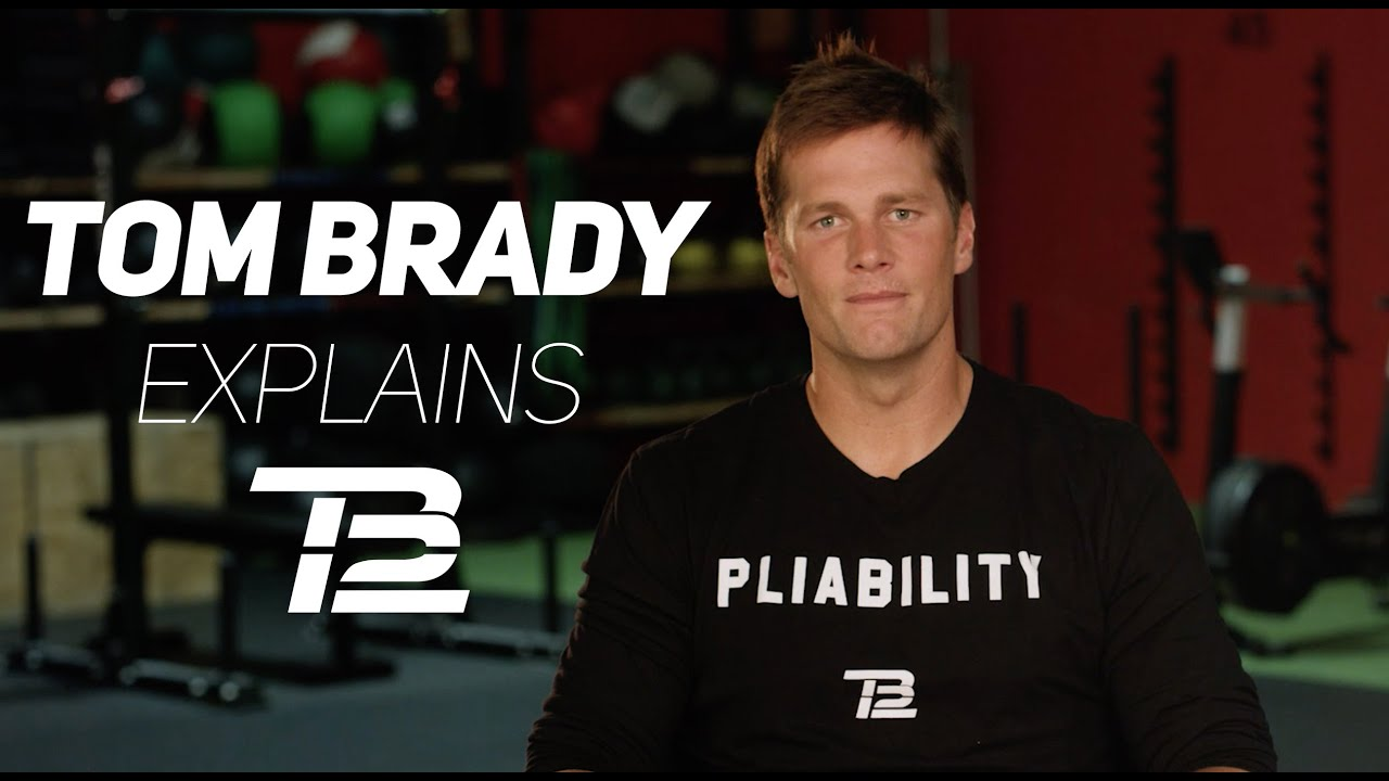 Tom Brady Explains TB12