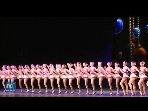 Radio City Rockettes return for Christmas Spectacular