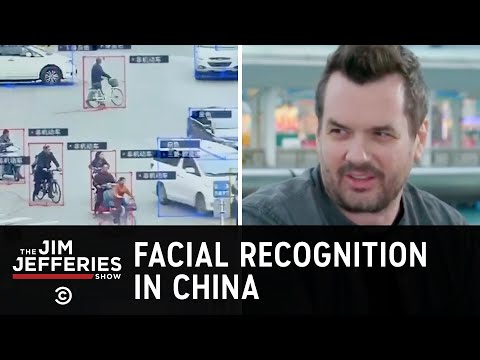 Facial Recognition Is Turning China Into a Dystopia - The Jim Jefferies Show