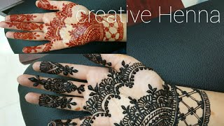 #Heena#design#mehndi#Hennatattoo             Beautifull Henna for forehand