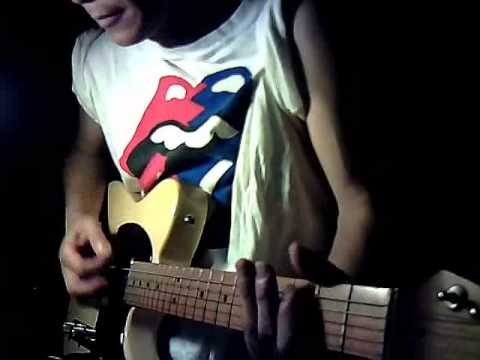 Before They Make Me Run Cover - The Rolling Stones