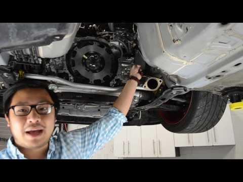 FT-86 SpeedFactory - Raceseng Cam Plate Install