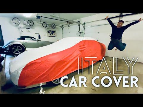 Mozzafiato Italian Car Cover Review