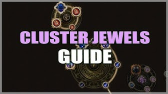 PATH of EXILE: Delirium - Cluster Jewels Guide - Mechanics, Trading, Crafting