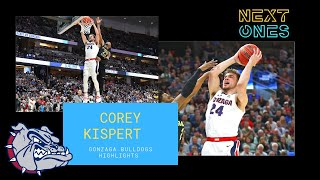 Corey Kispert Gonzaga Bulldogs 2018-2019 Highlights   WCC All-Academic Team